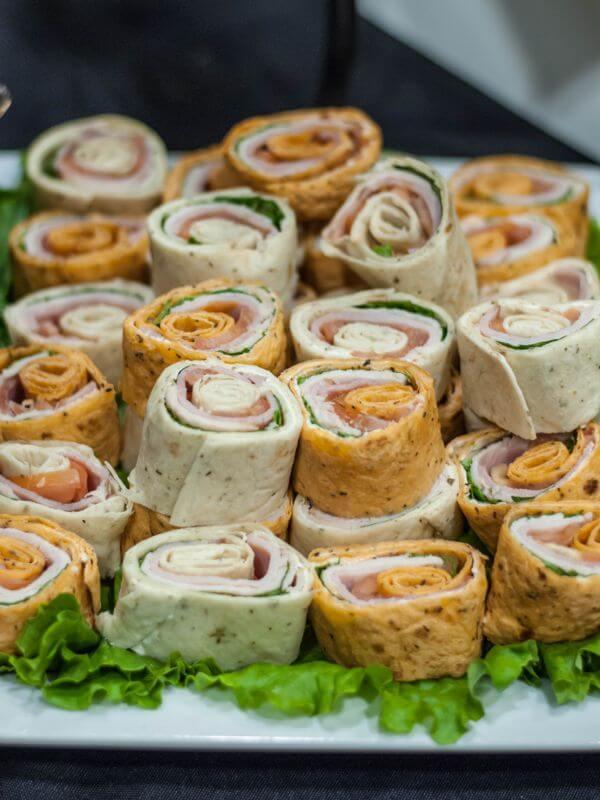 Spiral Sandwiches