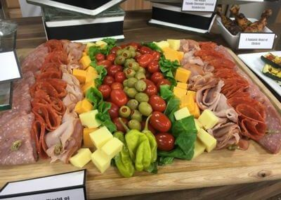 Anti Pasta Platter - Social Large Gallery