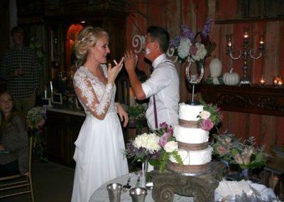 Cake Swipe at Aldas Magnolia Hill - Wedding Page Large Gallery
