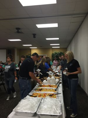 Conference Buffet - Social Gallery