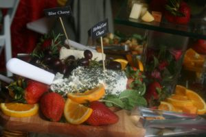 Fruit and Cheese Display - Full Service Large Gallery