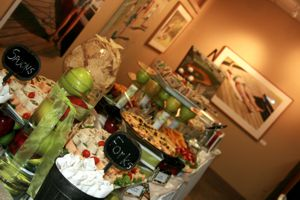 Garvan Gardens Buffet - Full Service Large Gallery