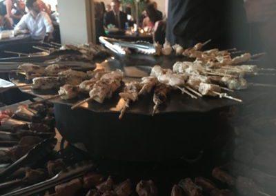 Grilled Chicken & Mediterranean Steak Kebabs - Social Large Gallery