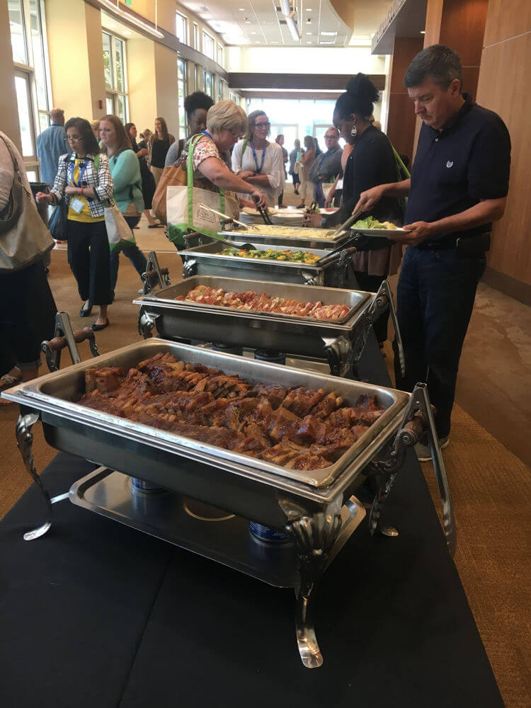 Dinners Ready Buffet - Social Moving Gallery 2018