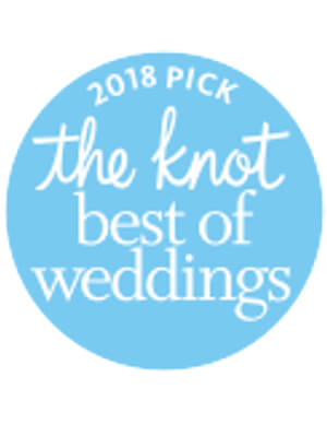 The Knot Best of Weddings Awards Gallery 2018