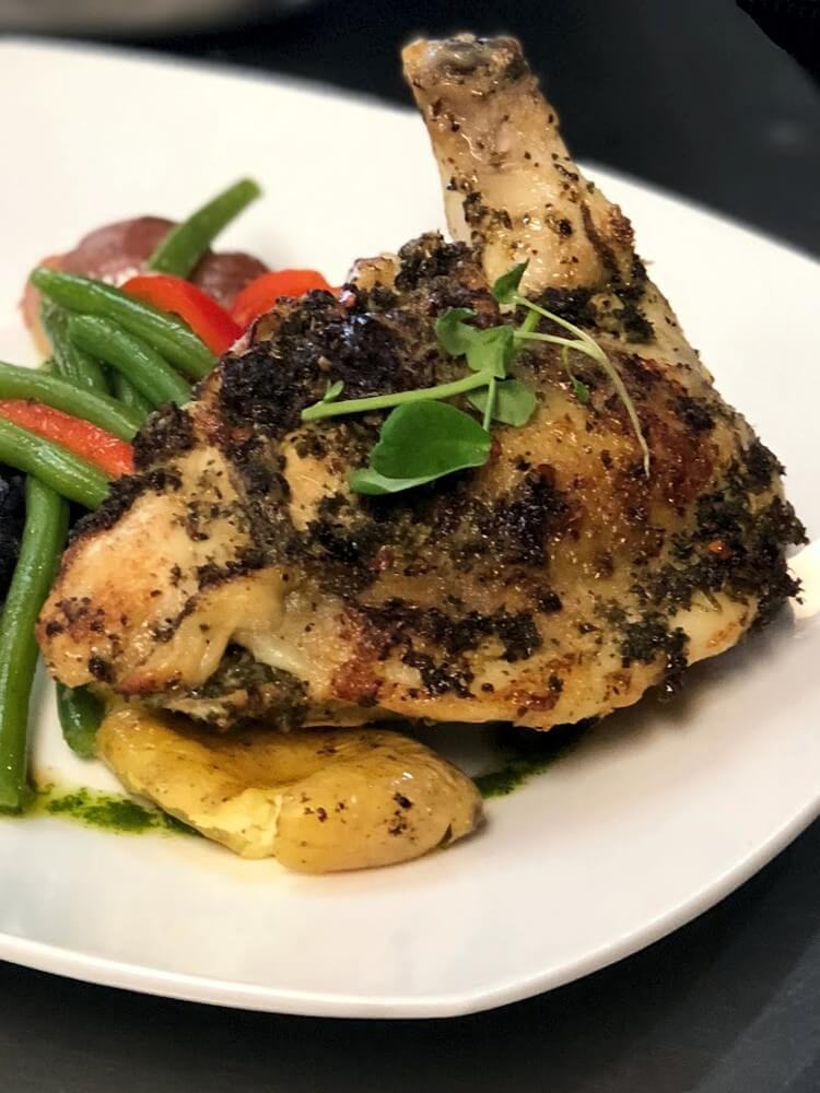 Chimichurrie Chicken