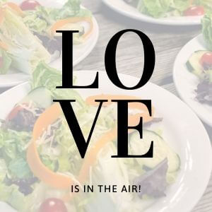 Love Is In The Air, Too!