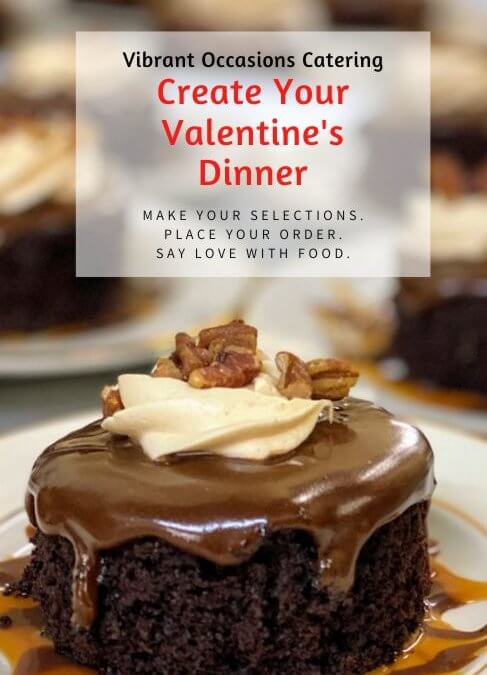 Valentine's Day Dinner Package | Say Love with Food