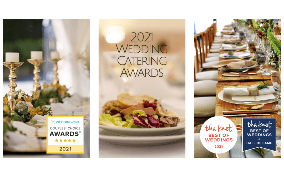 2021 Wedding Catering Awards
