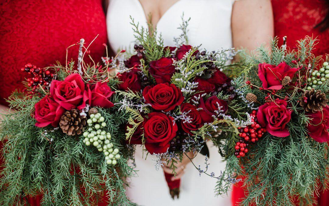 A Hallmark Christmas Wedding at Tanglewood Landing