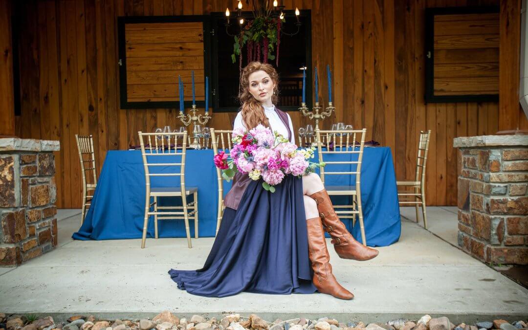 Equestrian Bride