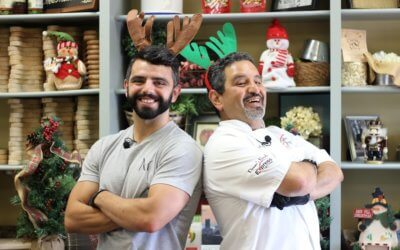 Cooking with the Kriks Episode 5: Christmas in July | Herb-Crusted Slow-Roasted Prime Rib with Chef Serge's Son, Brian Krikorian