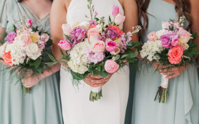 Understated Elegance at Brick Room Events in Conway, Arkansas